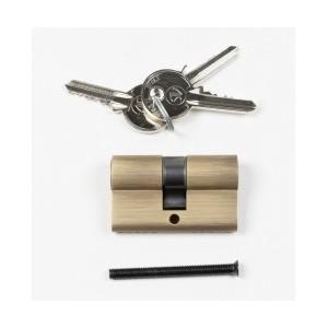 Цилиндр замка Swing,ключ/ключ, бронза